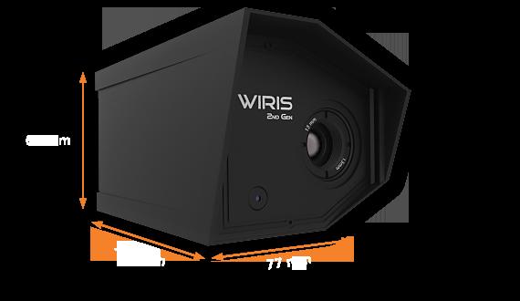 WIRIS 2nd gen dimensions