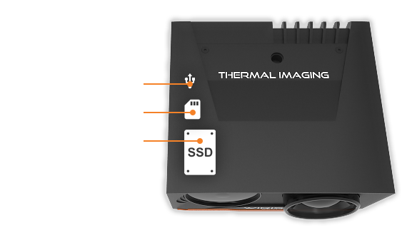 Workswell WIRIS Security - SSD Disk