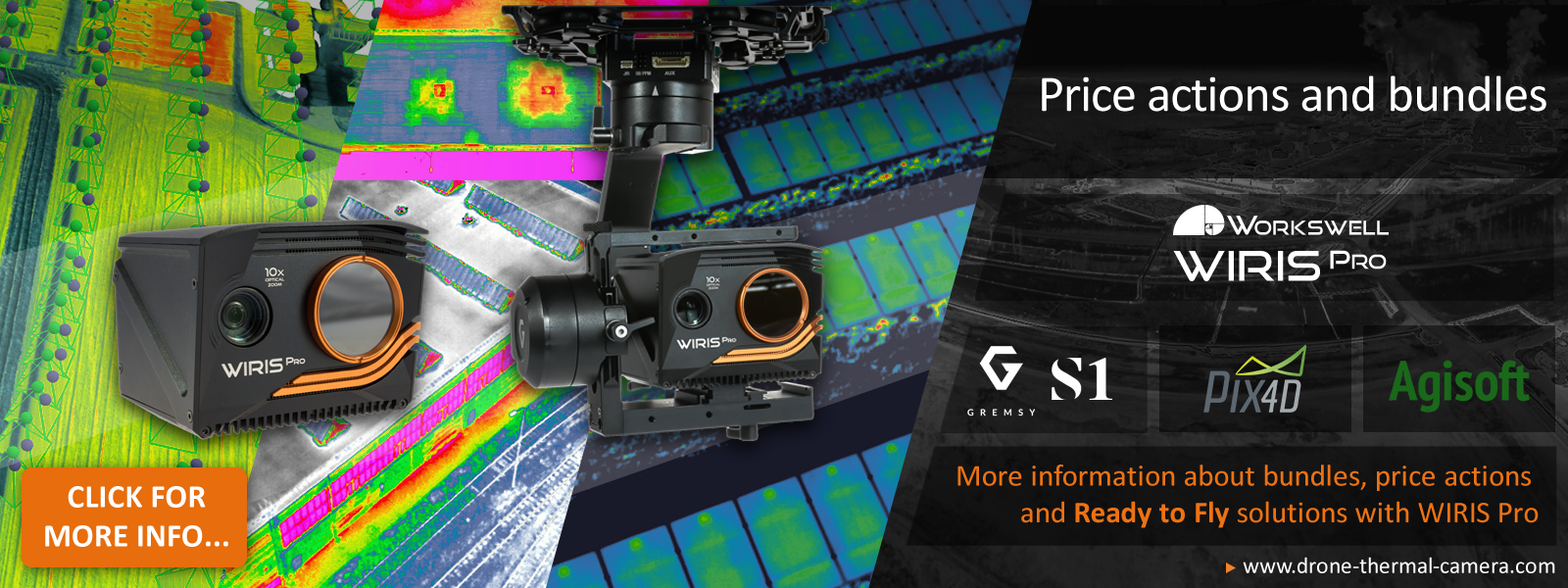 📸 Thermal camera - Workswell WIRIS Pro