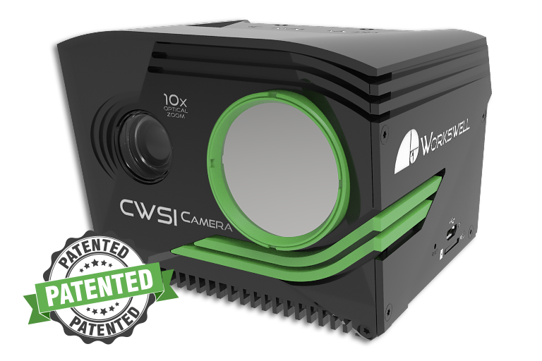 Workswell CWSI Camera