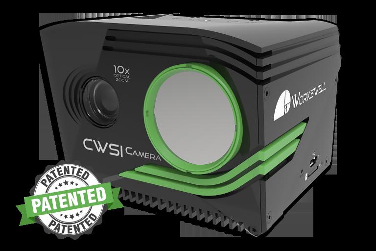 Workswell CWSI Camera
