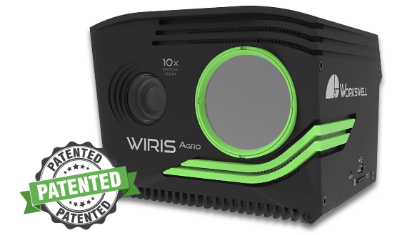 Workswell WIRIS Agro CWSI Camera