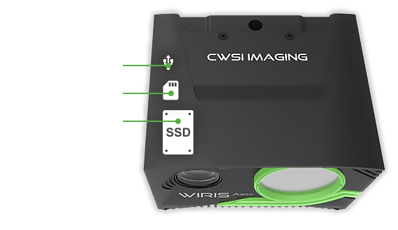 Workswell WIRIS Agro CWSI Camera
