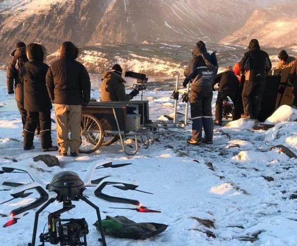 AceCore-NEO-Game of Thrones-actors-movie-Iceland-winter-2016