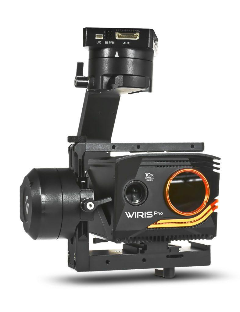 WIRIS Pro Gremsy S1
