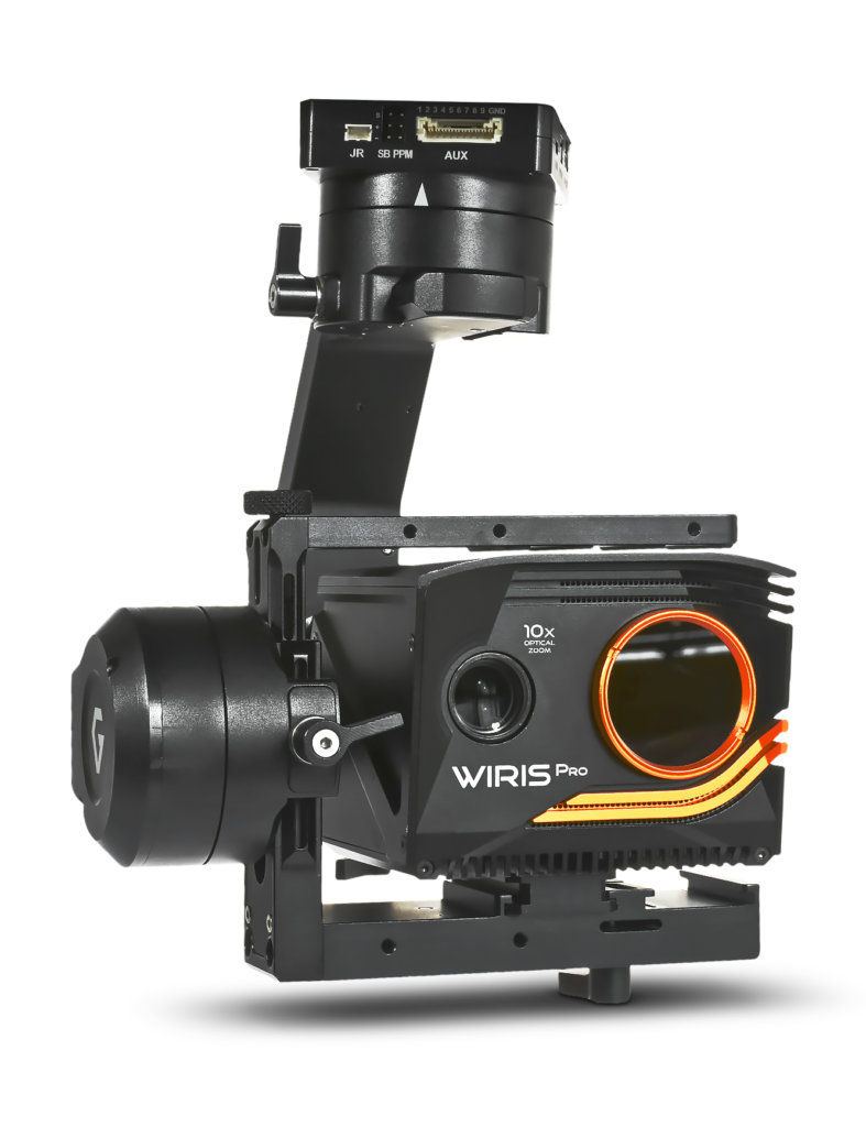 Gremsy S1 Workswell WIRIS Pro
