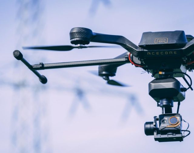 Infrared Cameras for Thermal Drone