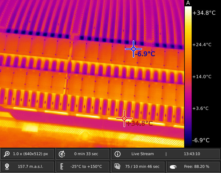 📸 Thermal camera Workswell WIRIS 2nd gen