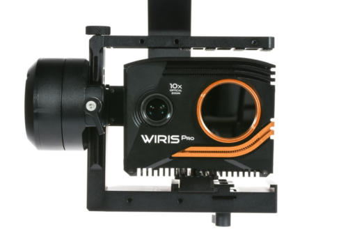 Workswell Wiris Pro with Gremsy S1