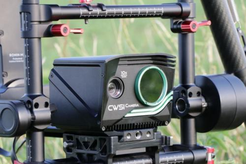 Workswell CWSI camera - Crop Water Stress Index
