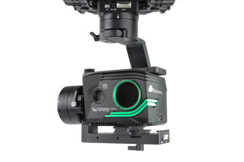 Workswell WIRIS Agro camera  Gremsy S1 bundle 3