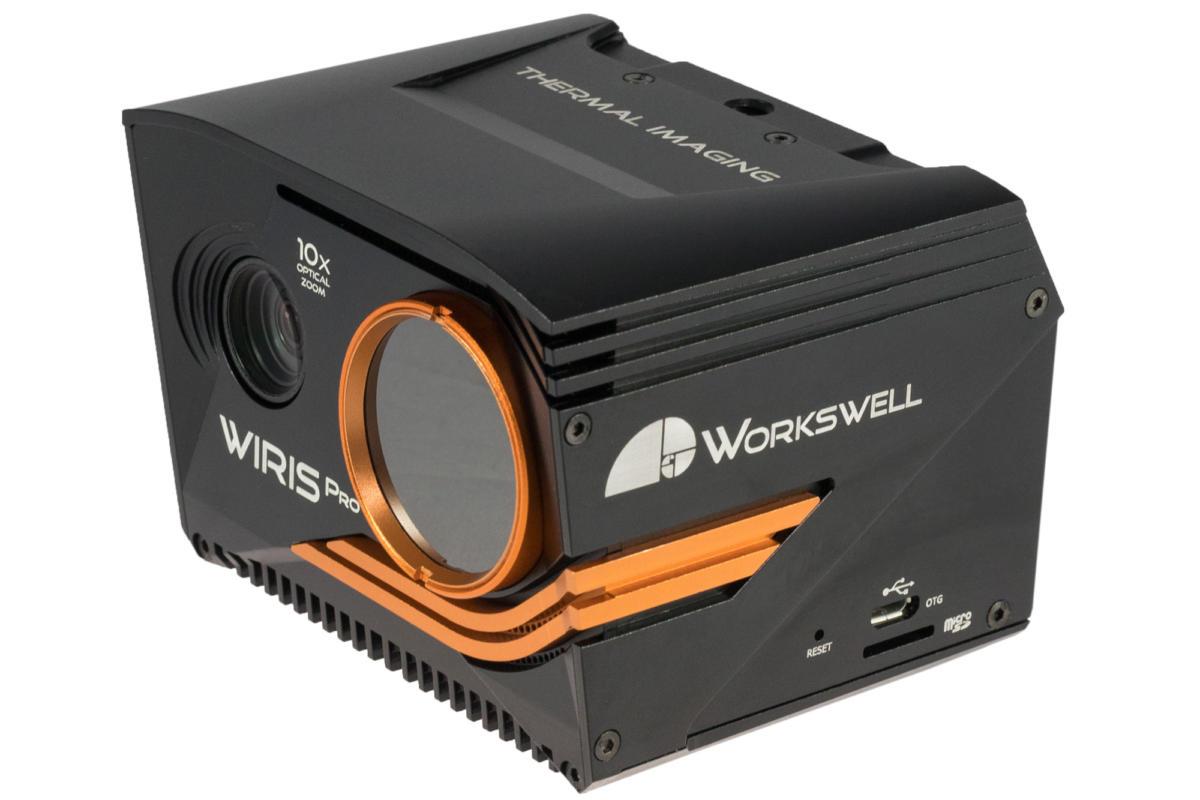 DroneThermal v3 Micro UAV Thermal Camera - Flytron |Drone Thermal Camera